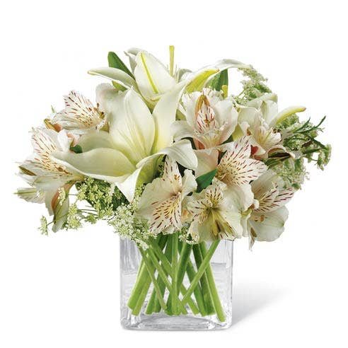 White Lily Gift Of Thanks