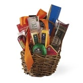 Party On! Gourmet Cheese Gift Basket
