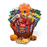Fall Candy Gift Basket