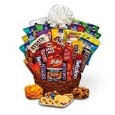 Supersonic Sweetness Candy Gift Basket