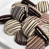 Belgian Chocolate Covered Oreos - 12 Pieces