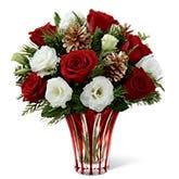 Winter Flower Persuasion Bouquet