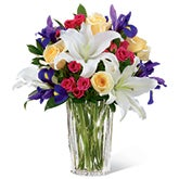 Radiant Dreams Lily Bouquet