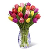 Exquisite Spring Tulips Bouquet