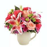 I Adore My Stargazer Bouquet