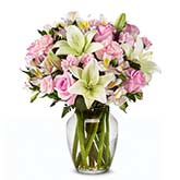 Spring Lily Bouquet