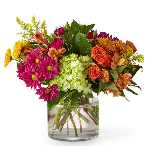 Fall's First Love Bouquet