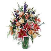 Luxury Stargazer Lily Bouquet