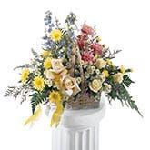 Exquisite Remembrance Basket