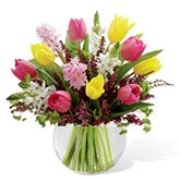 Fun & Joy Tulip Bouquet