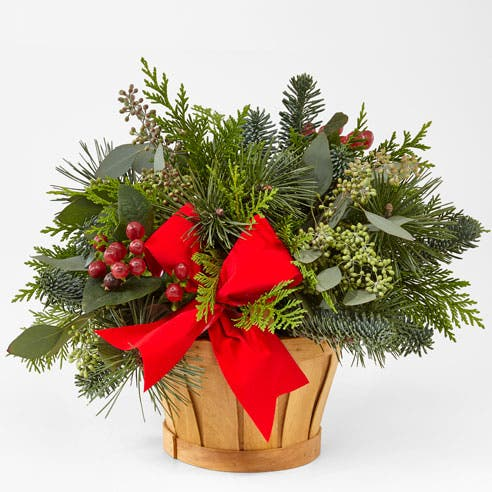 Have Yourself A Merry Little Christmas Basket