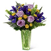 Verdant Garden Lavender Bouquet
