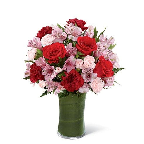 Love In Bloom Rose Bouquet