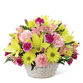 Brighten Your Day Basket
