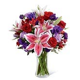 Amore Peruvian Lily Bouquet