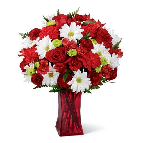 Cherry Sweet Mixed Bouquet