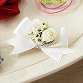 Charming Elegance Wristlet