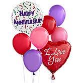 Anniversary Balloons