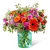 Tropical Persuasion Mixed Bouquet
