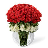 Luxury 75 Premium Roses Arrangement