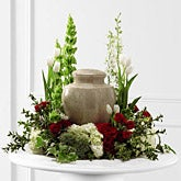 Beloved Urn Flower Arrangement