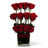Tower of Love Rose Arrangement