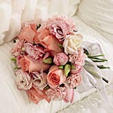 Rose Casket Flowers Arrangement