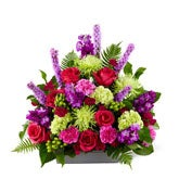 Warmth & Love Tribute Sympathy Flowers