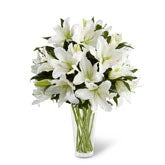 Luminous Beauty Sympathy Bouquet