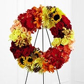 Country Beauty Wreath
