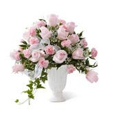 Care & Sympathy Pink Arrangement