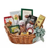 Sausage and Cheese Gourmet Basket