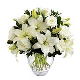 Enchanting White Bouquet