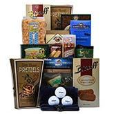 Golfers Gift Basket