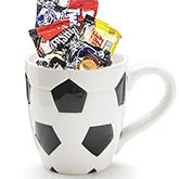 Soccer Candy Cup