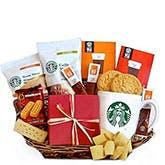 Starbucks Coffee Gift Basket