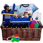 Choo Choo Gift Basket