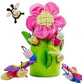 Flower-And-Bees Newborn Gift