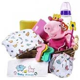 Peppa Pig Baby Gift Basket