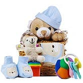 Stuffed Animal Gift Basket