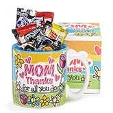 Mother's Day Candy Mug Gift