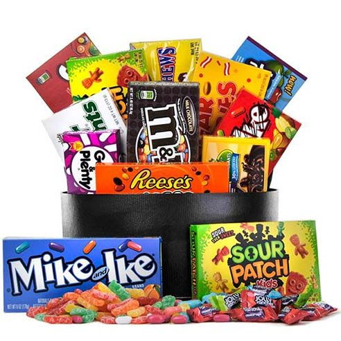 The Sweet Tooth Candy Gift Box
