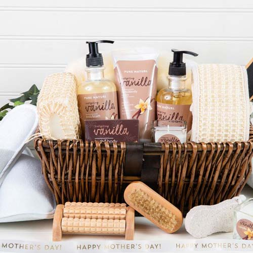 Mother's Day Spa Essentials Gift Basket