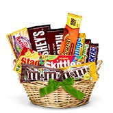 St Patrick's Day Chocolate Gift Basket