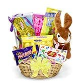Easter Candy And Chocolate Gift Basket