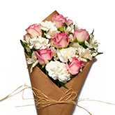 Sweet Statement Wrapped Bouquet