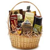 Generous Snack Cookie Gift Basket