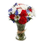 Party in the USA Bouquet