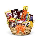 Fall Candy Basket
