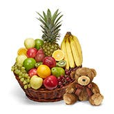 Fruity Bear Basket